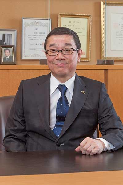 医療法人仁友会 理事長/北彩都病院 院長 石田 裕則